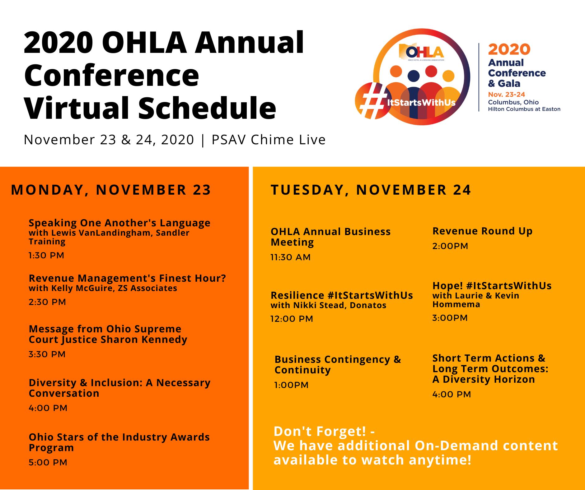 Virtual Schedule 2